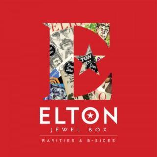 JEWEL BOX: RARITIES AND B-SIDES - John Elton [Vinyl album]